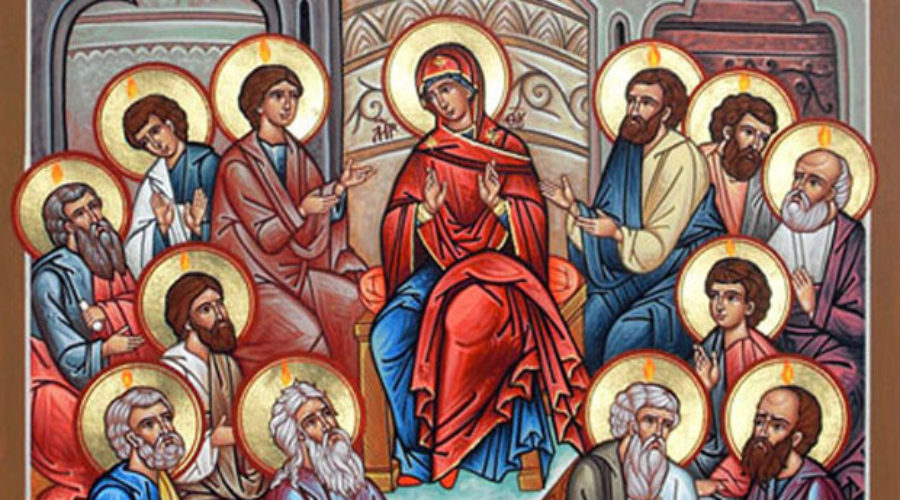 The Feast of Pentecost: Sowing the First Fruits