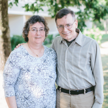 Stephen and Barbara Gauthier