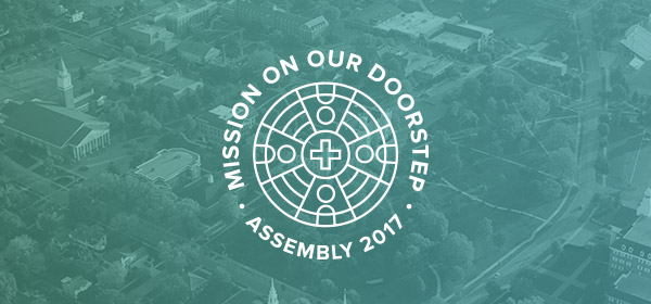 Mission on our Doorstep ACNA Assembly 2017