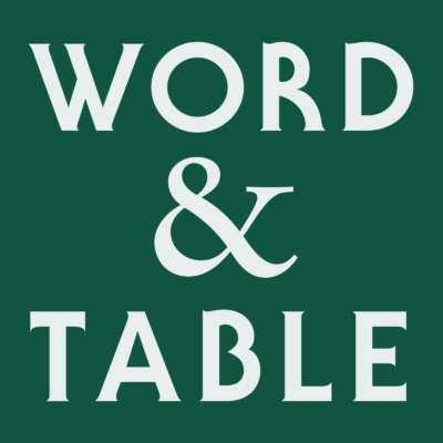 Word and Table